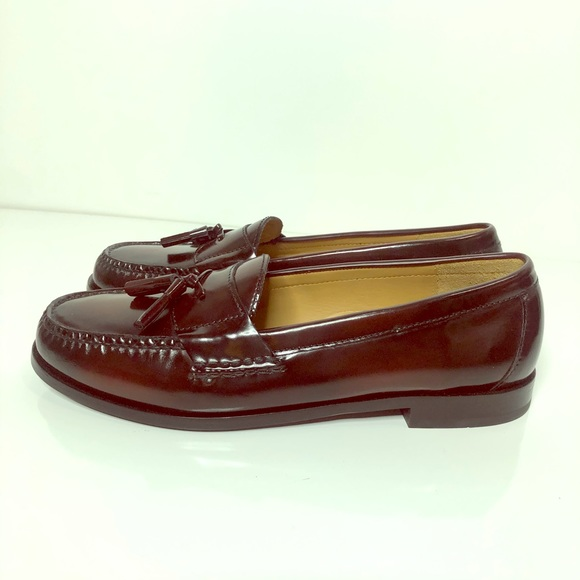 Cole Haan Shoes | Pinch Tassel Loafer